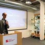David Ferrer, secretari de Telecomunicacions, Ciberseguretat i Societat Digital, Generalitat de Catalunya, durant la Jornada de Cloenda 2018