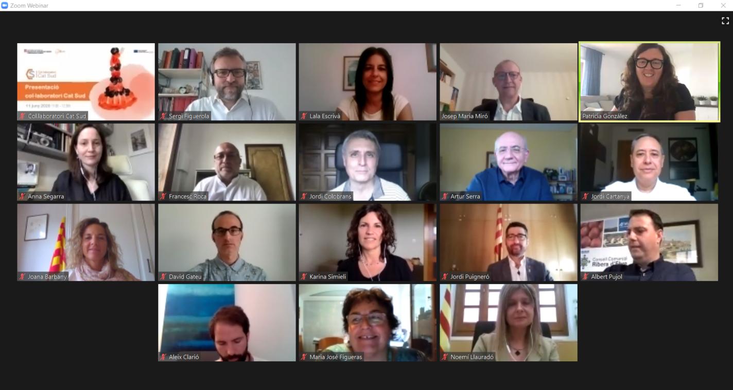 Collaboratori Cat Sud presentation