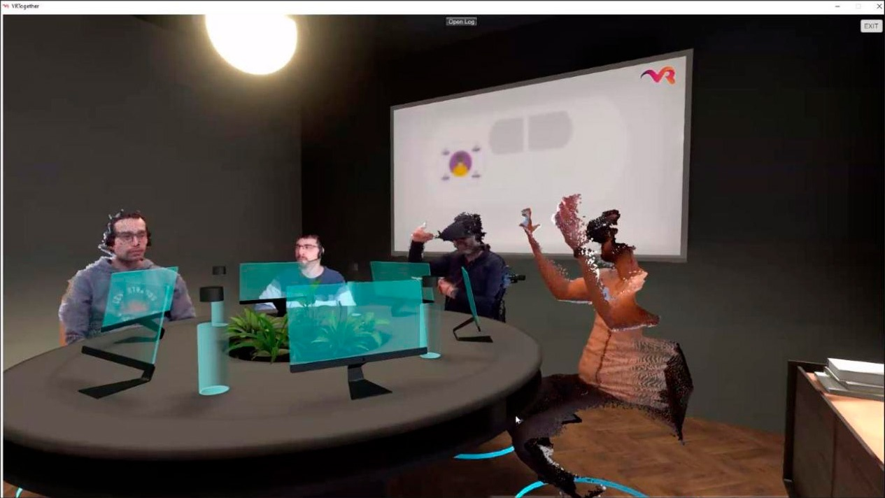 VRTogether live demo